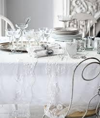 tabledecoration · A White Carousel