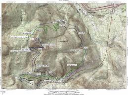 Mountain Map Tiger Mountain Washington Trail Reviews