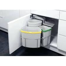 poubelle cuisine tri poubelle cuisine encastrable ikea fabulous poubelle de cuisine