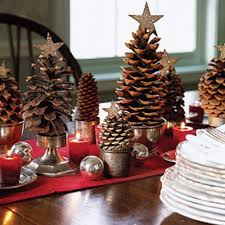 pine cone christmas decor let it be christmas pinterest