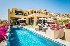 Map Of Cabo San Lucas Mexico by Villa Pacific West Luxury Retreats