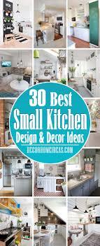 small kitchen design ideas 30 amazing small kitchen design and decor ideas decor home