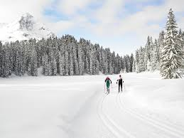 cross country skiing in vorarlberg cross country trails in all