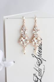 vintage wedding earrings chandeliers gold bridal earrings chandelier earrings vintage wedding