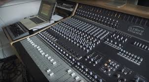 Recording Studio Mixing Desk by Pete Townshend On Producing A Big Console Sound In A Small