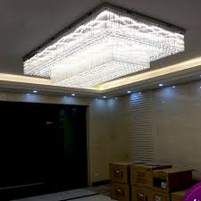 led lighting for banquet halls rectangular crystal l large project lights customized banquet