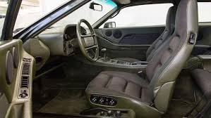 porsche hatchback interior a look back at one of porsche s first station wagon concepts the