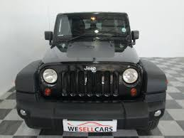 Used Jeep Wrangler Unlimited Rubicon 3 8 A T For Sale