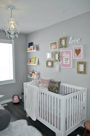 Pink And Grey Nursery Decor Grey Nursery Decor Home Design And Decor