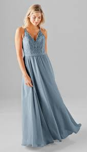 slate blue bridesmaid dresses kennedy blue iris bridesmaid dress