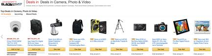 black friday amazon usa amazon us already started with the special black friday deals