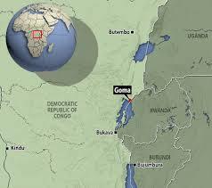 Republic Of Congo Map Abandoned Goma Airport Democratic Republic Of The Congo
