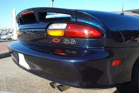 99 camaro exhaust 99 camaro ss convertible slp 776 100 stock survivor nbm