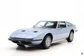 classic maserati 1970 maserati indy hyman ltd classic cars