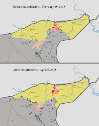 Palmyra Syria Map by Eastern Al Hasakah Offensive Wikipedia