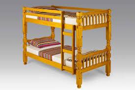 Solid Pine Bunk Beds Alba Beds