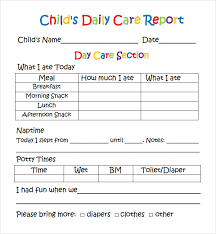 daily behavior report template day care toddler daily report sheets quotes aidan daily reprt