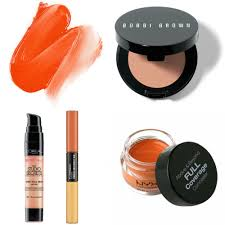 shades or orange got dark circles or redness here u0027s how to color correct like a
