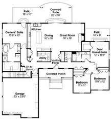 Ranch Floor Plans With Basement Ranch Floor Plans Open Concept Mankato Ii By Wardcraft Homes