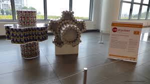 canstruction canned food design competition returns to brookfield