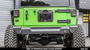 jeep bumpers jeep jk jku 2007 2017 rear bumpers vpr 4x4 built to last