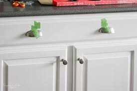 how to measure cabinet pulls install new cabinet pulls the easy way