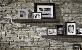 interior walls design pleasing interior stone wall designs home