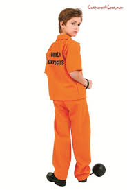 boy costumes not guilty boy costume