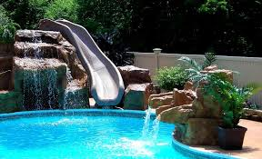 top 5 best pool slides for backyard water fun outdoor chief