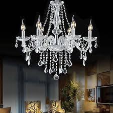 Ebay Chandelier Crystal New Modern Chandelier Ceiling Light Lamp Fixture Pendant Crystal