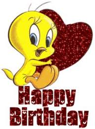 tweety bird clipart