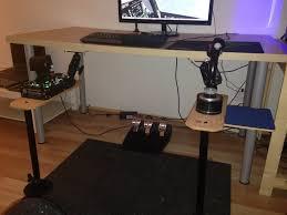 budget hotas setup using ram mounts simhq forums