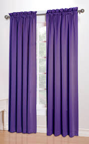 Purple Design Curtains Kylee Room Darkening Curtains Purple Lichtenberg Window