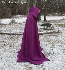 ritual cloak witches brew ritual cloak ren faire wear wicca pagan druid