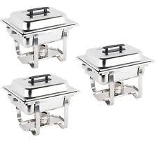 chafer dish tramontina 3 qt chafing dish vollrath electric