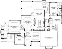 floor plans for 1 story homes 1 story home floor plan custom home building remodeling and