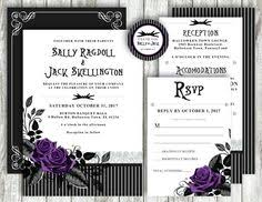 nightmare before christmas wedding invitations nightmare before christmas wedding cake topper by yourcaketopper