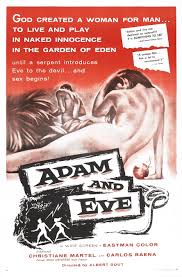 adam and eve adán y eva aka the sin of adam and eve 1956