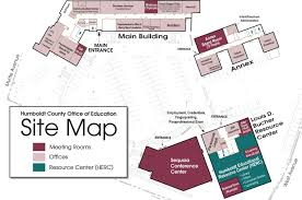 Office Building Floor Plans Pdf by Humboldt County Office Of Education Maps U0026 Directions