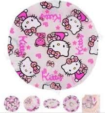cjb kitty bath shower caps hats lollipop seller check