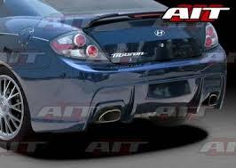 2008 hyundai tiburon gt review shop for hyundai tiburon rear bumper on bodykits com