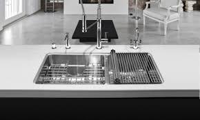 Franke Dixi Chrome Kitchen Glamorous Kitchen Sinks Franke Home - Kitchen sinks franke