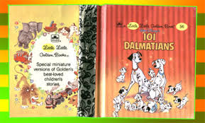 101 dalmatians books diffraction photos