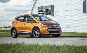 2017 chevrolet bolt ev in depth model review car and driver