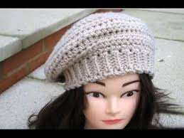 redheart pattern lw2741 how to crochet beret hat eng sub press cc for instructions