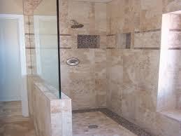 Bathroom Tile Shower Designs by Plain Bathroom Tile Remodel The Designer Look For Less Tips