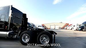 kenworth k series 2017 kenworth w900l from lone mountain truck leasing youtube