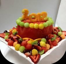Watermelon Cake Decorating Ideas 55 Best Fruit Cake Images On Pinterest Fruit Cakes Birthday