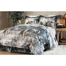 Camo Bedding Sets Full Bedding Realtree All Purpose Forter Set Queen Home U0026 Kitchen Bass