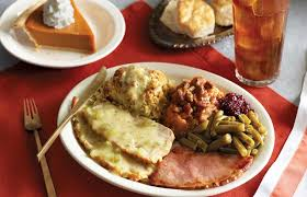 18 chain restaurants that will be serving thanksgiving dinner